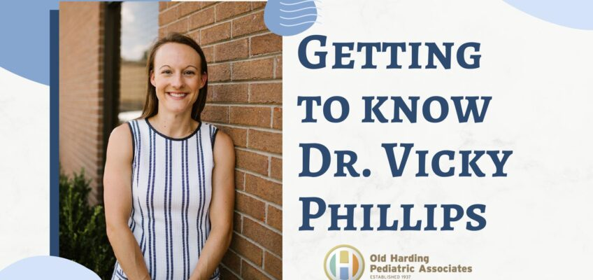 Getting to Know Dr. Phillips